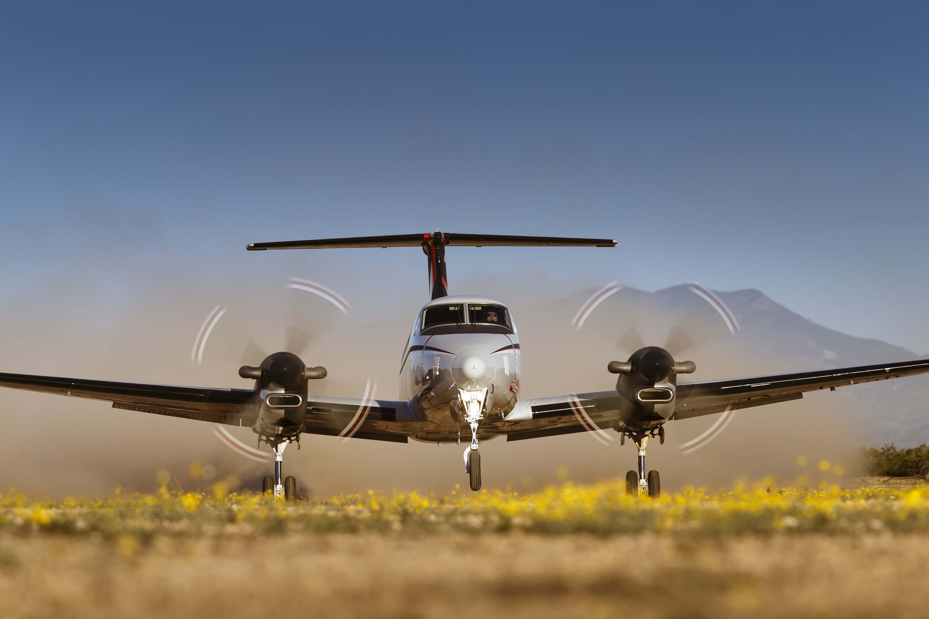 Beechcraft introduces special mission enhancements for the King Air 350 platform