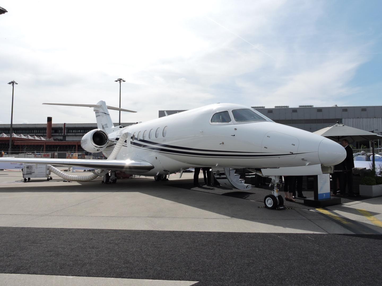 In the Spotlight: The Cessna Citation Longitude