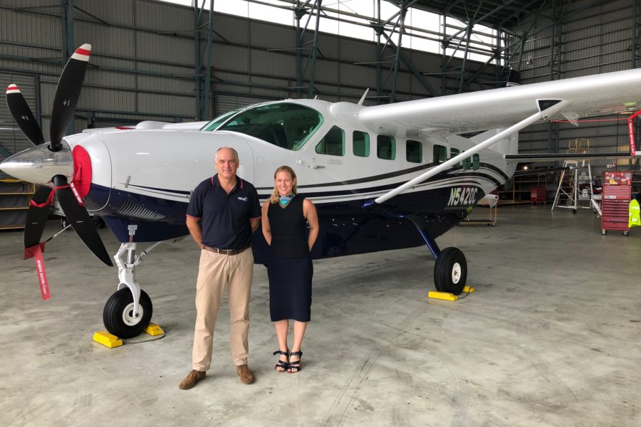 Mission Aviation Fellowship International announces firm order for five Cessna Caravans, creating an exclusively Caravan MAF Papua New Guinea fleet