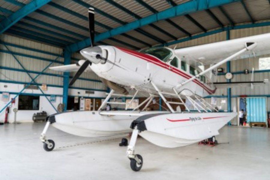 2004 Cessna Caravan Amphibian