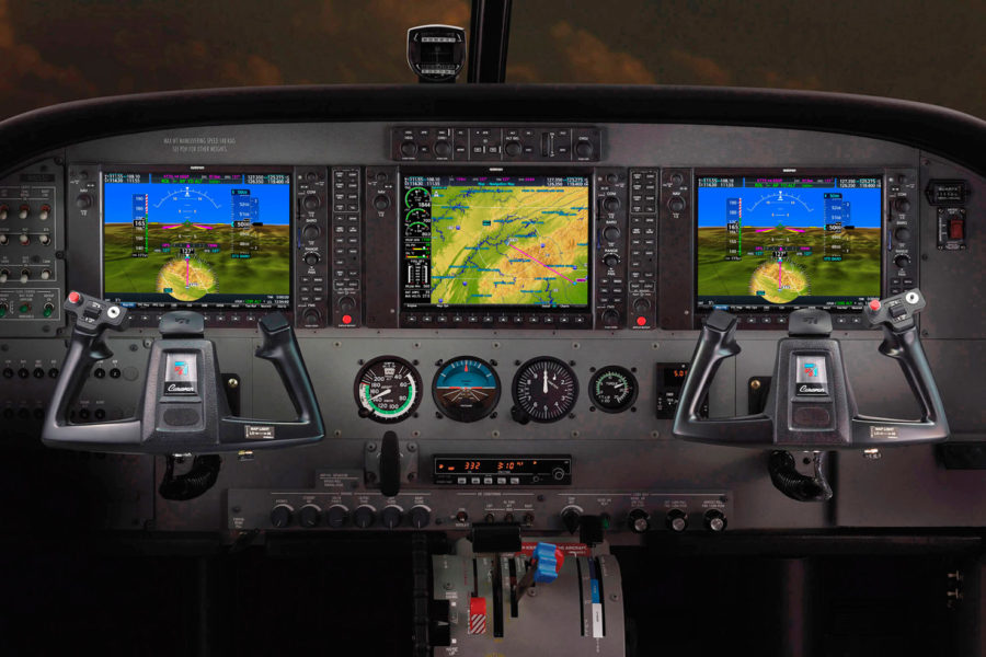 Textron Aviation enhances Cessna Caravan and Grand Caravan EX turboprops with new flight deck features