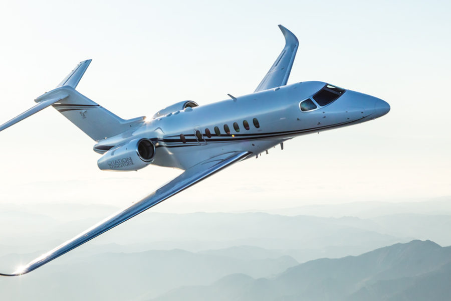 Flagship Cessna Citation Longitude enters service, signals new dimension for business aviation