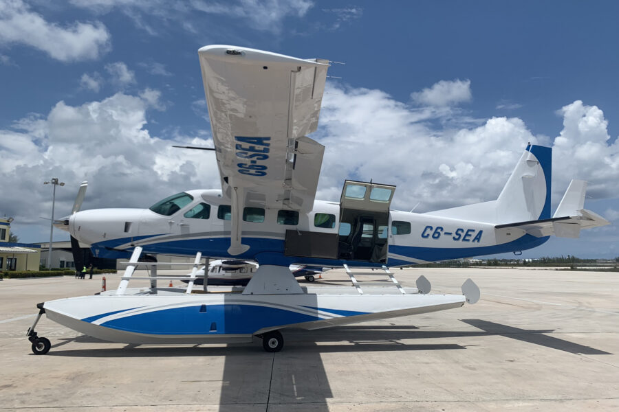 2015 Cessna Grand Caravan EX Amphibian