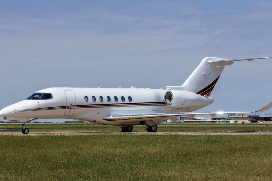 Revolutionary Citation Longitude enters the NetJets fleet
